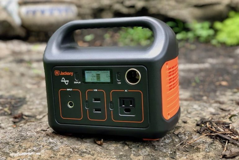 Best Rechargeable Portable Power Supply For Camping