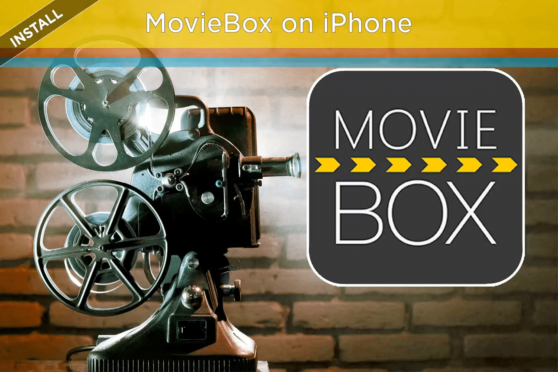 How To Install Movie Box On Your iPhone